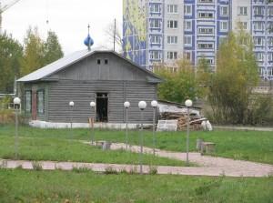храм Всех Святых в 2010